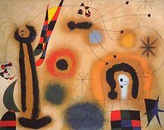 10ο Νηπιαγωγείο Ηρακλείου: Αν ένας πίνακας μπορούσε να μιλήσει ...(Μικρό αφιέρωμα στον Joan Miro)