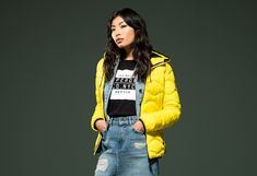 a7a3def96289 Shop Superdry Womens Astrae Quilt Padded Jacket in Yellow. Buy now with  free delivery from the Official Superdry Store.