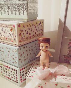 Instagram Lili dans sa bulle