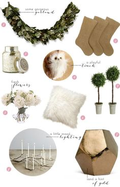 SMP at home: Round Up - Decorating for the Holidays