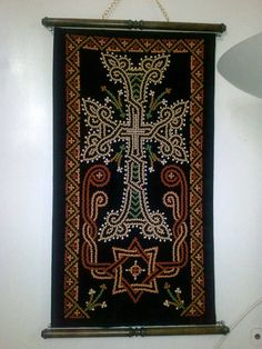 Marash Embroidery by Yevnige