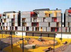 Conjunto Habitacional - Barcelona - Espanha