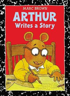 When Mrs. Ratburn gives a creative writing assignment to the class, Arthur worries that his first story is not exciting enough, leading him to make his story more humorous, until he writes the final s