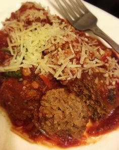 Crock Pot Challenge - Turkey Meatballs with Tomato Sauce