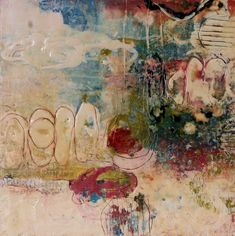 Images For Encaustic Painting | ... Reflection: Jody Hewitt Brimhall: Encaustic Painting - Artful Home