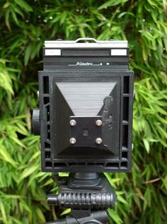Fun fact: large format negatives are higher resolution than even the most advanced digital cameras.   Now wouldn't it be amazing if you could build your own? If you have access to a 3D printer, then it's your lucky day.
