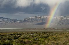 Great Basin in the Summer | 16th Place - After a Spring Storm in the Great Basin | Flickr - Photo ...