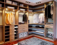 Garderoba w zabudowie