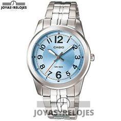 ⬆️😍✅ Casio Ltp-1315D-2B ✅😍⬆️ Fantástico Modelo de la Colección de Relojes Casio PRECIO  € Lo puedes comprar en 😍 https://www.joyasyrelojesonline.es/producto/casio-reloj-de-cuarzo-ltp-1315d-2b-32-mm/ 😍 ¡¡Ofertas Limitadas!!