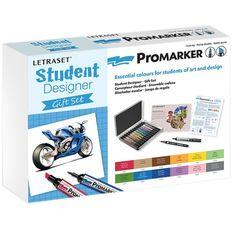 Estojo de Marcadores Promarker Designer http://www.frutodearte.com.br/advanced_search_result.php?keywords=promarker=-357=-303