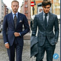 http://chicerman.com  mydapperself:  Left vs right. Whats your choice between these two?  #dapper #outfit #right #left #game #suit #patterns #trends #menswear #fashion #tie #pocketsquare #ootd #beyourself #instafashion #bold #accessories #realgent #suitup #love #hair  #menshoes