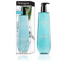 Neutrogena Rainbath Shower Gel, Original, Ocean Mist & Moisture-rich - 40 oz