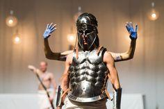 """Jan Fabre con Mount Olympus porta al Teatro Argentina per Romaeuropa Festival un'opera di 24 ore sul """"culto della tragedia"""". Qui un racconto a più voci..."""