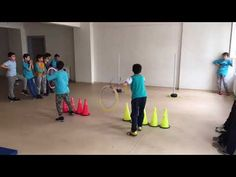 Eğitsel Oyun - YouTube Pe Activities, Movement Activities, Gym Games, Camping Games, Physical Education Lessons, Ice Breaker Games, Cd Art, Stem Learning, Sports Day