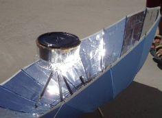 DIY: HOW TO BUILD YOUR OWN UMBRELLA SOLAR COOKER » SHTF Preparedness