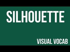 Sihouette defined - From Goodbye-Art Academy - YouTube