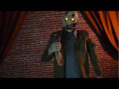 Flesh Eating Zombie - Spirit Halloween