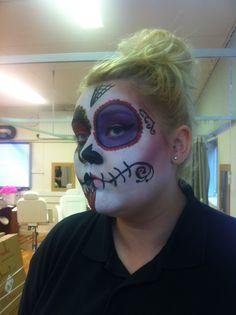 Illamasqua Madame Prudence Inspired Sugar Skull