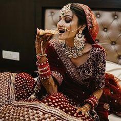 Embroidered Designer Lehenga Choli Dupatta for Women & Girls Indian Lehengas Bridesmaids Bollywood Bridal Wedding Dresses Outfits Indian Bridal Outfits, Indian Bridal Fashion, Indian Bridal Makeup, Bridal Dresses, Wedding Makeup, Indian Dresses, Indian Wedding Photography Poses, Bride Photography, Photography Ideas