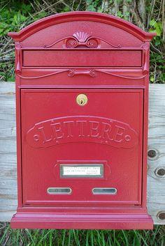 Italian Mail Box by Planettrekker, via Flickr