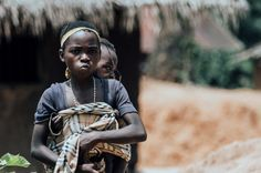 Portraits of Congo