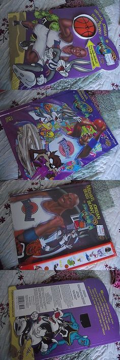 Other Vint Sport Publications 73430: Space Jam And Michael Jordan And Bugs Bunny - 3 -> BUY IT NOW ONLY: $37 on eBay!