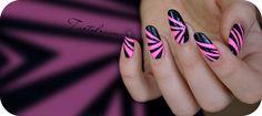 """Résultat de recherche d'images pour """"nail art facile sans matériel"""""""