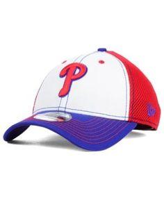 New Era Philadelphia Phillies Neo 39THIRTY Cap - Red M/L