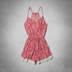 Womens Natasha Romper | Womens Dresses & Rompers | Abercrombie.com