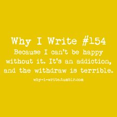 Because I want to prove that emotions exist. Writing Humor, Writing Advice, Writing Help, Writing A Book, Writing Prompts, Writing Ideas, Writing Websites, Story Prompts, Writing Problems