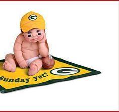Packer baby :) -- this will be my child <3