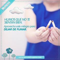 Mamá embarazada, lee aquí los efectos del cigarrillo: http://escuelahuggies.com/Panzalogia/Fumar-en-el-embarazo.aspx