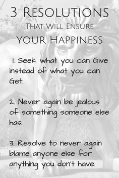 Click to Get Happy! 3 Simple resolutions that will ensure your happiness! Get Happy, Feeling Stuck, Someone Elses, Resolutions, Blame, Jealous, Articles, Happiness, Feelings