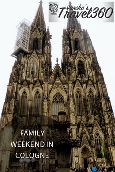 Family weekend in Cologne, Germany #Cologne #weekend #family #itinerary #Germany