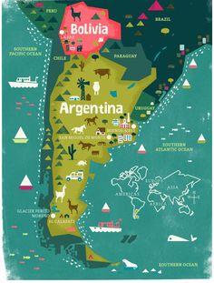 Come along as we explore Argentina & Bolivia!
