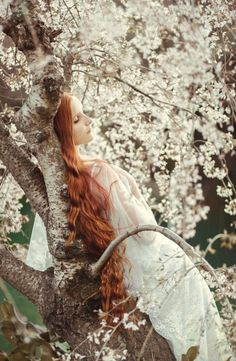 Long red hair is magical Story Inspiration, Character Inspiration, Portrait Inspiration, Foto Fantasy, Images Esthétiques, Fantasy Photography, Belle Photo, Faeries, Sword Art Online