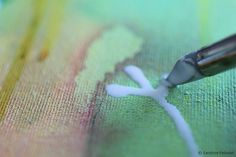 Watercolor and acrylic paint are somewhat translucent by nature, so it makes sense to preserve some areas of your paper or canvas so they stay white or light. Of course you can always use white gouache on top of watercolor, or paint with white acrylic on top of acrylic or watercolor, but you are