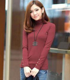 New fashion 2016 autumn winter women turtleneck sweater plus size women slim pullover sweater women long-sleeve sweater