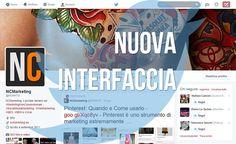 Twitter: come sfruttare al meglio la nuova interfaccia - NCMarketing