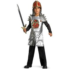 Disguise Knight Of The Dragon Boys Costume, 4-6 Disguise Costumes http://www.amazon.com/dp/B000HEQZ4Y/ref=cm_sw_r_pi_dp_E9Wfub0D7HYJS