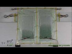 Teste de infusão - Diferença de Pressão - Barracuda Advanced Composites
