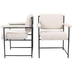 Pair of Armchairs by Geraldo de Barros, c.1955