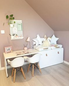 Newest Absolutely Free - D . Concepts Got kids ? You then understand that their stuff winds up actually all over the home! But when you a Baby Bedroom, Girls Bedroom, Ikea Girls Room, Diy Zimmer, Fantasy Bedroom, Toy Rooms, Little Girl Rooms, Kid Spaces, Kid Beds