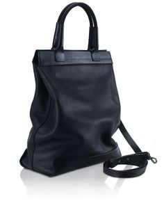 bonastre tote bag. (why is this marketed as only a men's bag? I would carry this in a heartbeat.)