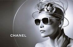 42a3aa1cb2 Laetitia Casta presenta la nueva Colección Gafas de Sol y Graduadas Chanel  Gafas De Chanel,