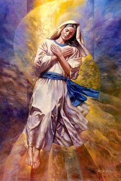 http://www.daytondailynews.com/gallery/news/local/museum-spiritual-art/gCMMF/ The Assumption of Mary by Tim Langenderfer