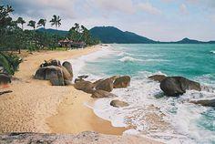 Koh Samui, Lamai Beach, Thailand