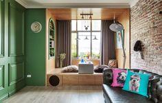 Designer Ivans apartment by House Design - DECOmyplace