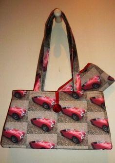 Austin Healey Handmade Handbags Cars Bags Autos Car Automobile Purses