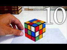 Animated Optical Illustion - How to create using Adobe Illustrator - YouTube
